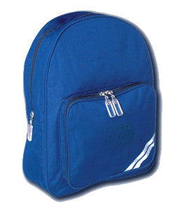 Infant Backpack - Royal