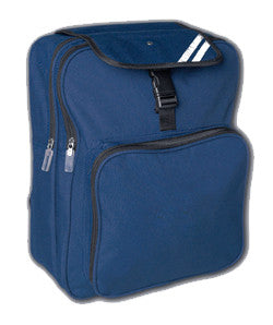 Junior Backpack - Navy