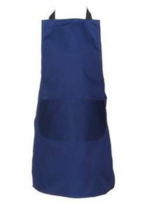 Navy Lunch Apron