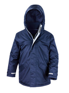 Plain Navy Coat (Not available until mid September)