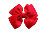 Red Bow on Clip