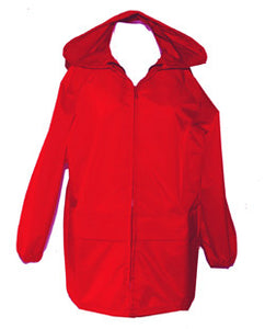 Red Cagoule