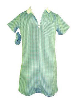 GreenSummer Dress