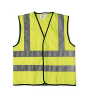 Children's Hi-Viz Vest Vest - Yellow