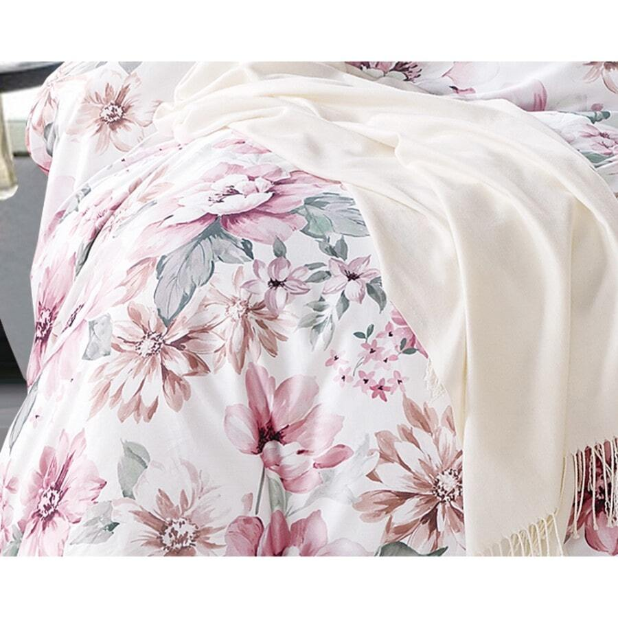 Angelica Blush Quilt Cover Set