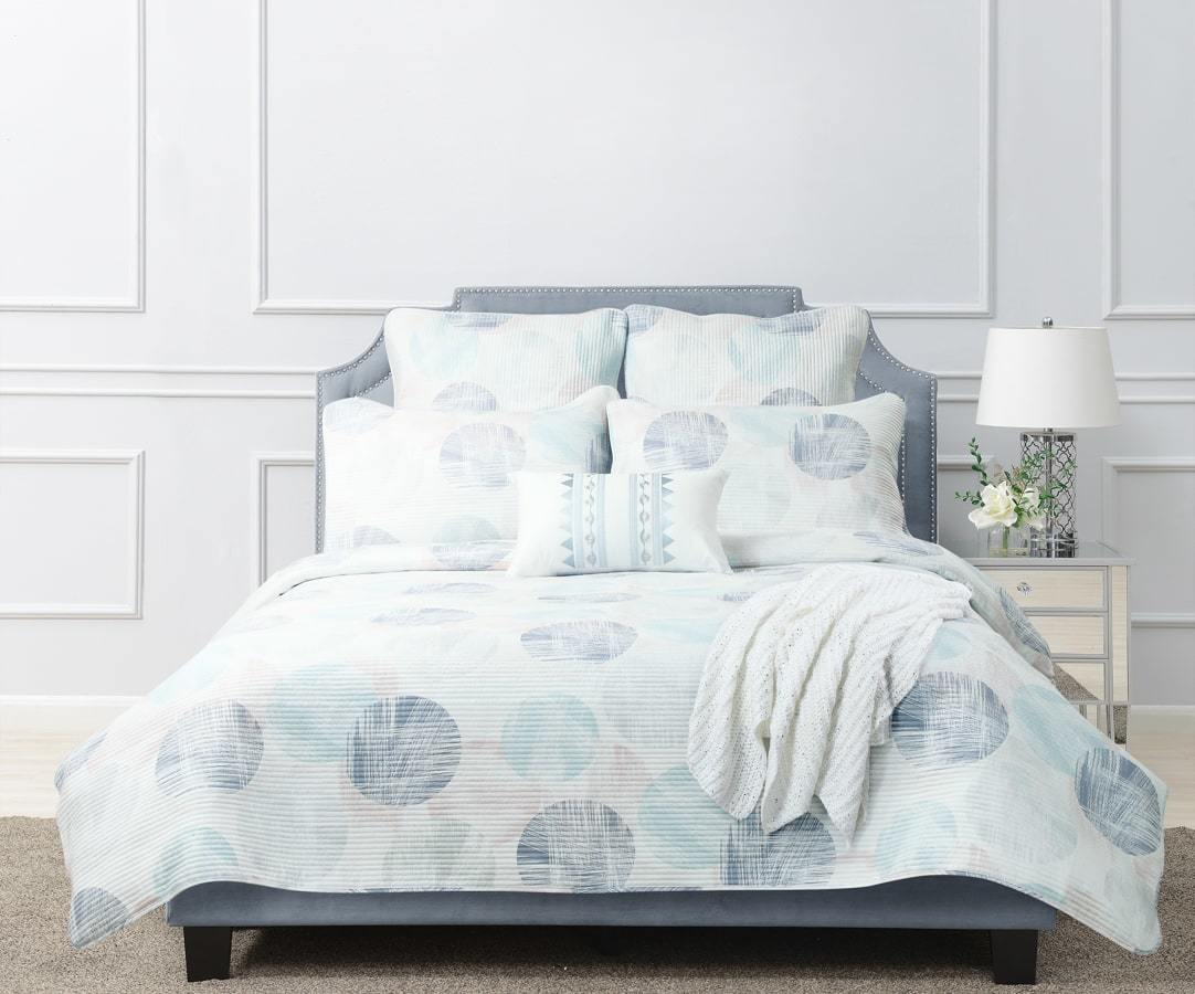 chase quilted quilt cover set