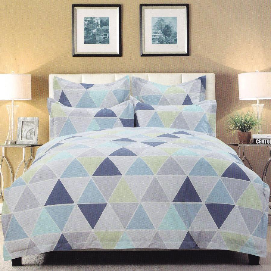 Castillo quilt cover set