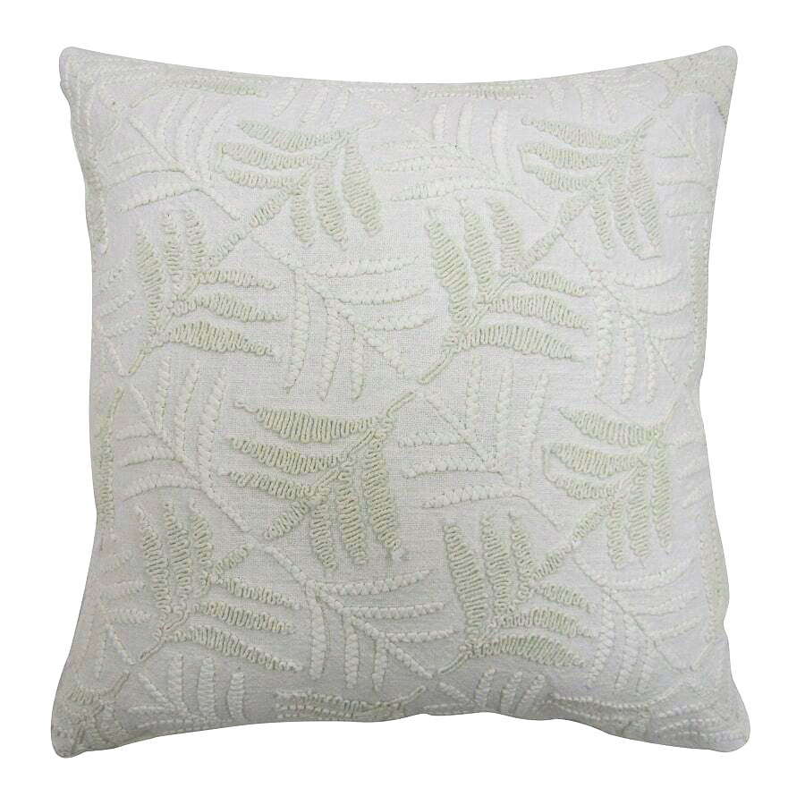 Chad Vintage Cushion Cover - Natural