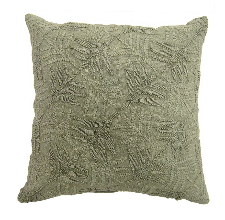Chad Vintage Cushion Cover - Pistachio
