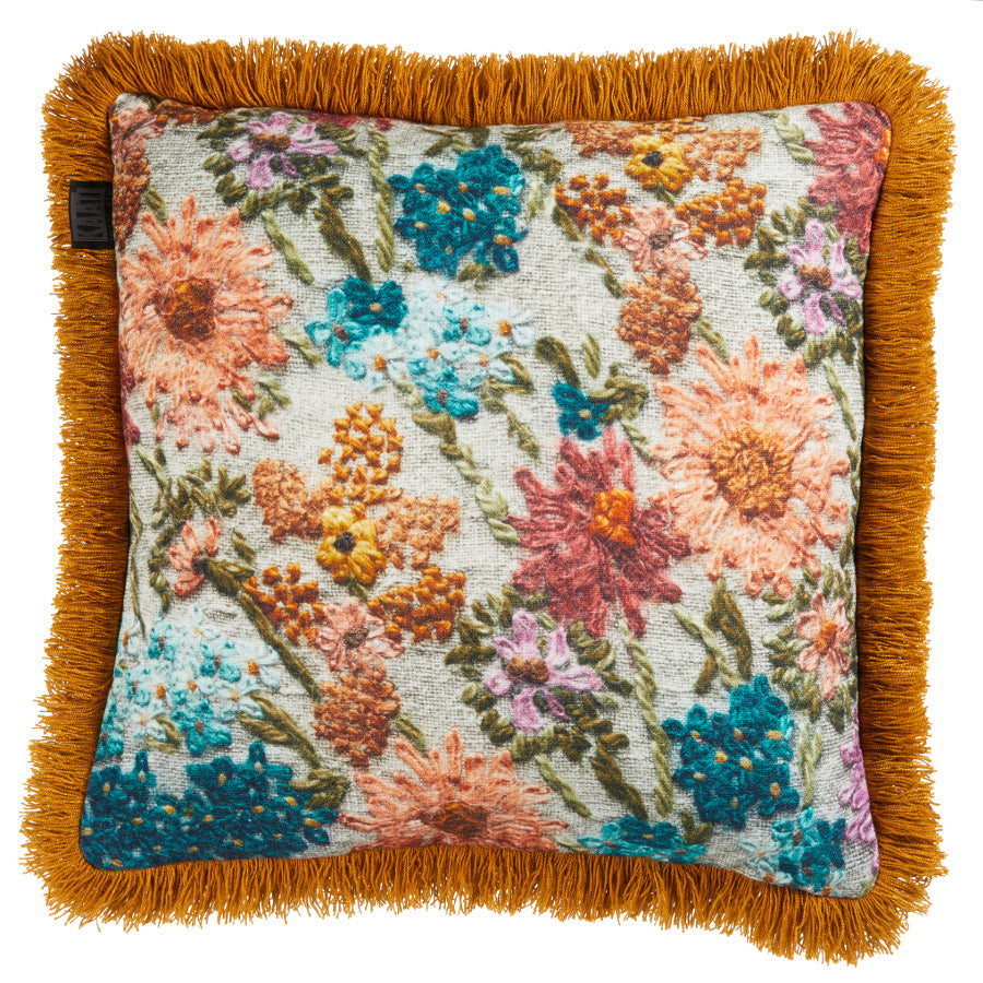 Handicraft Multi Filled Cushion
