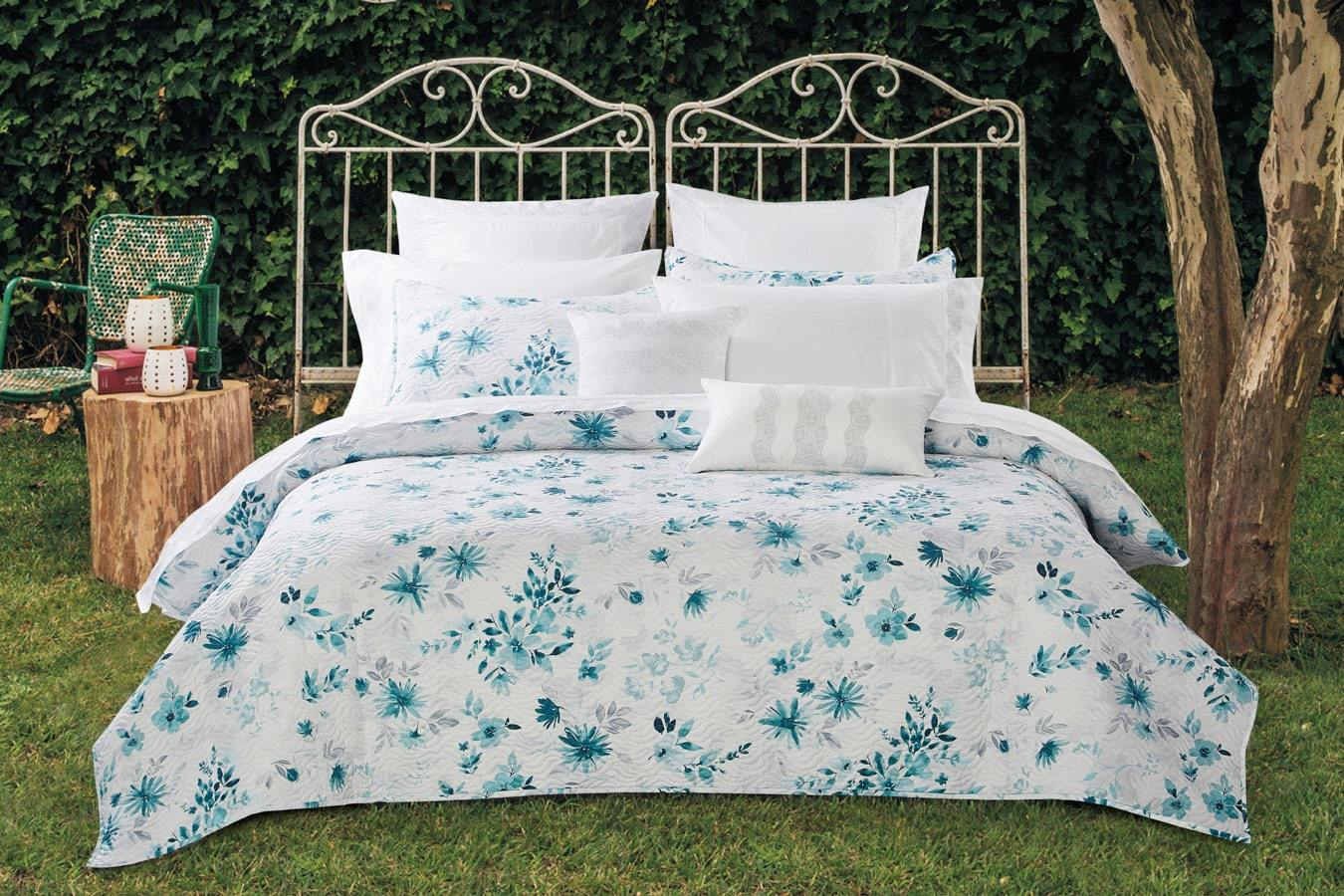 jalen quilted quilt cover set