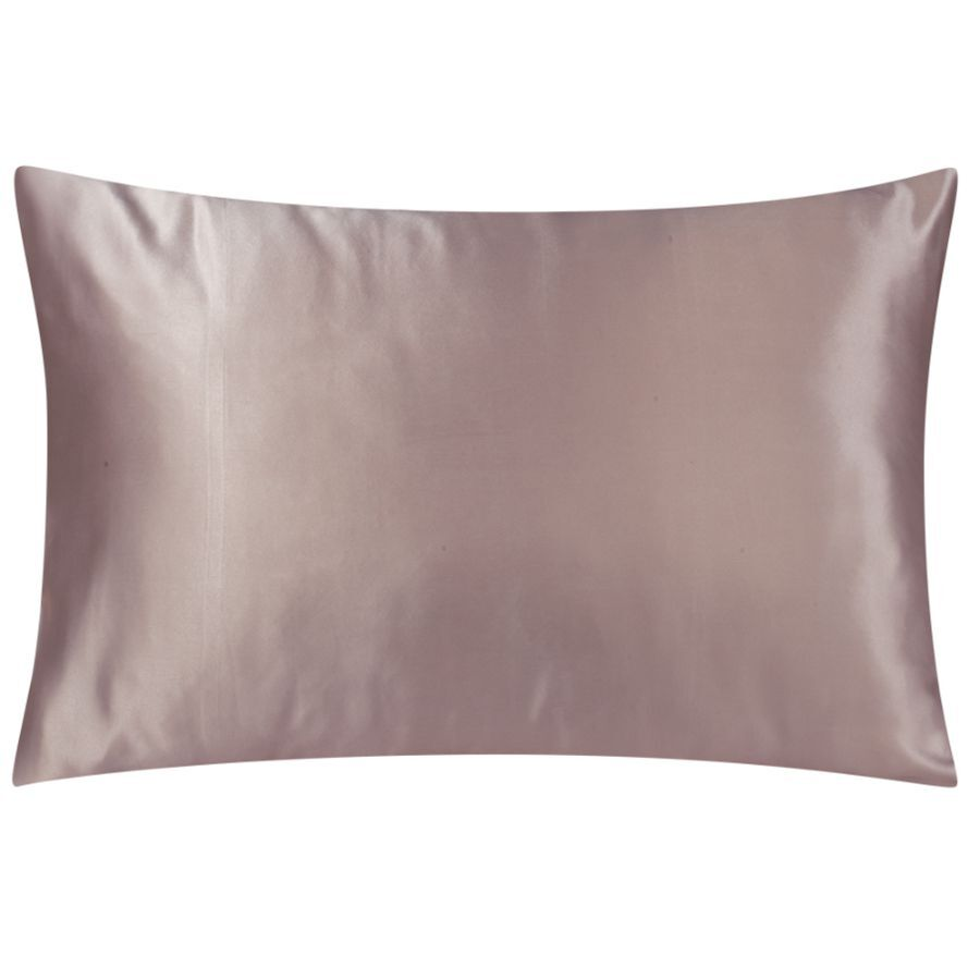 satin pillowcases mocha