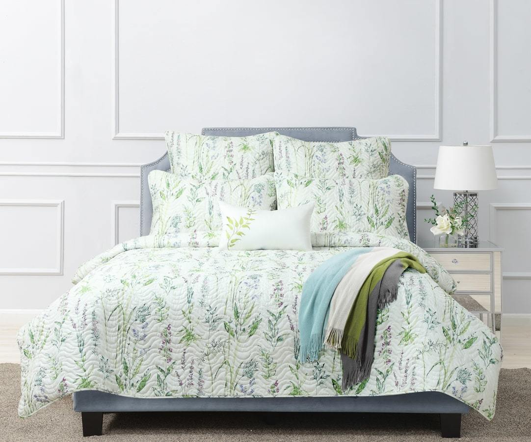 shiloh quilted cotton duvet cover set