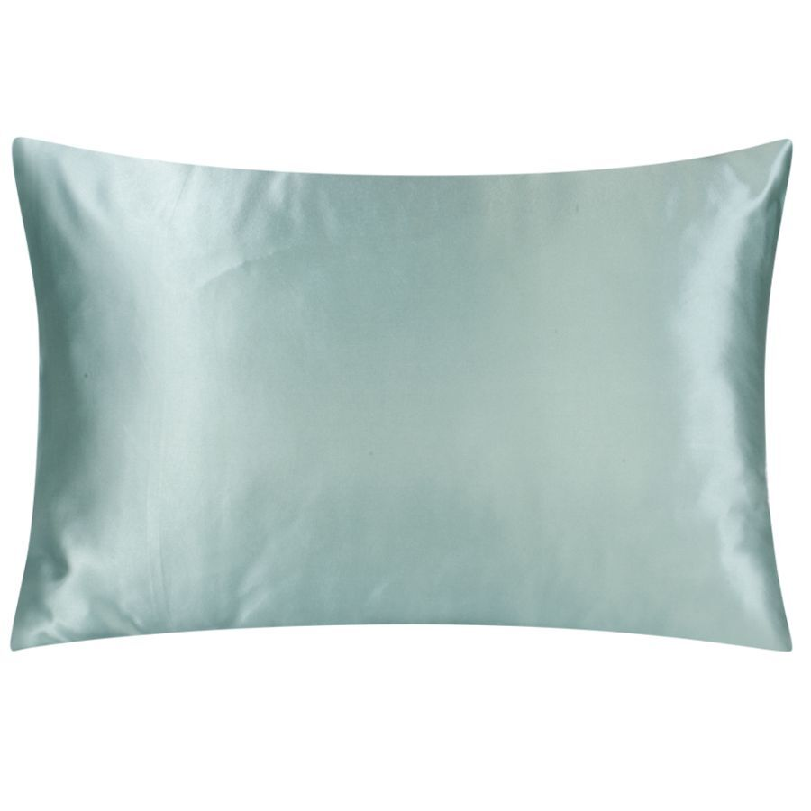 satin pillowcases sage green