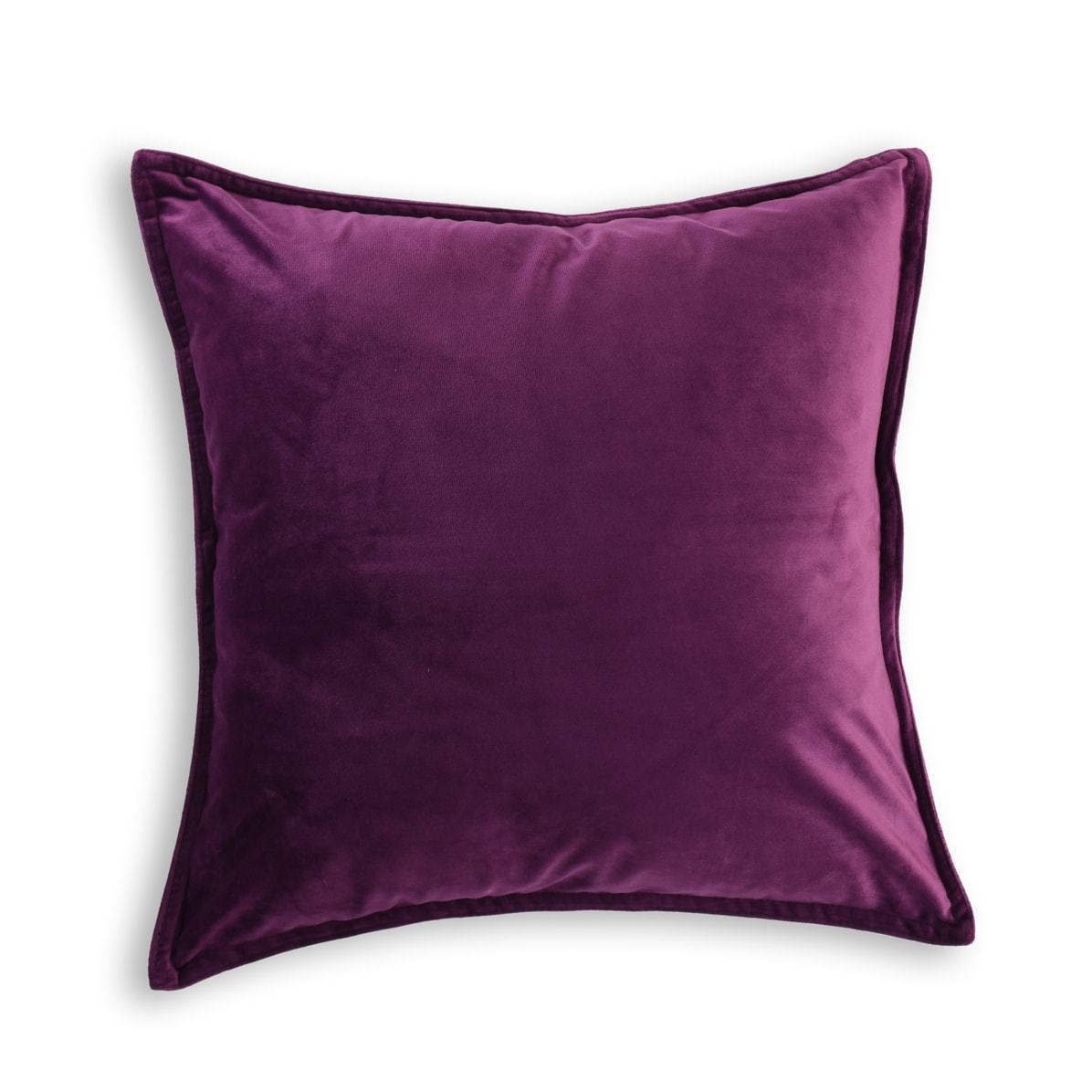 Velvet Square Cushion Covers 45 x 45 cm