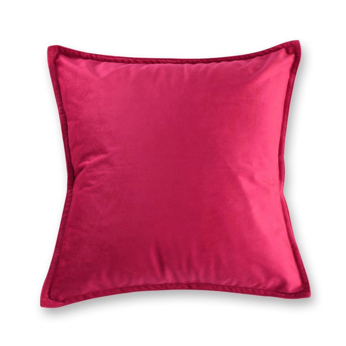 red velvet european pillowcase