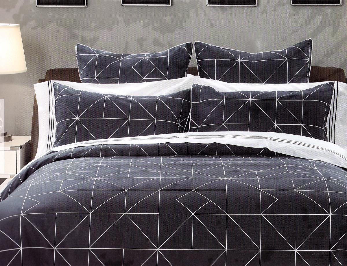 Bolton Cotton Quilt / Duvet Cover Set