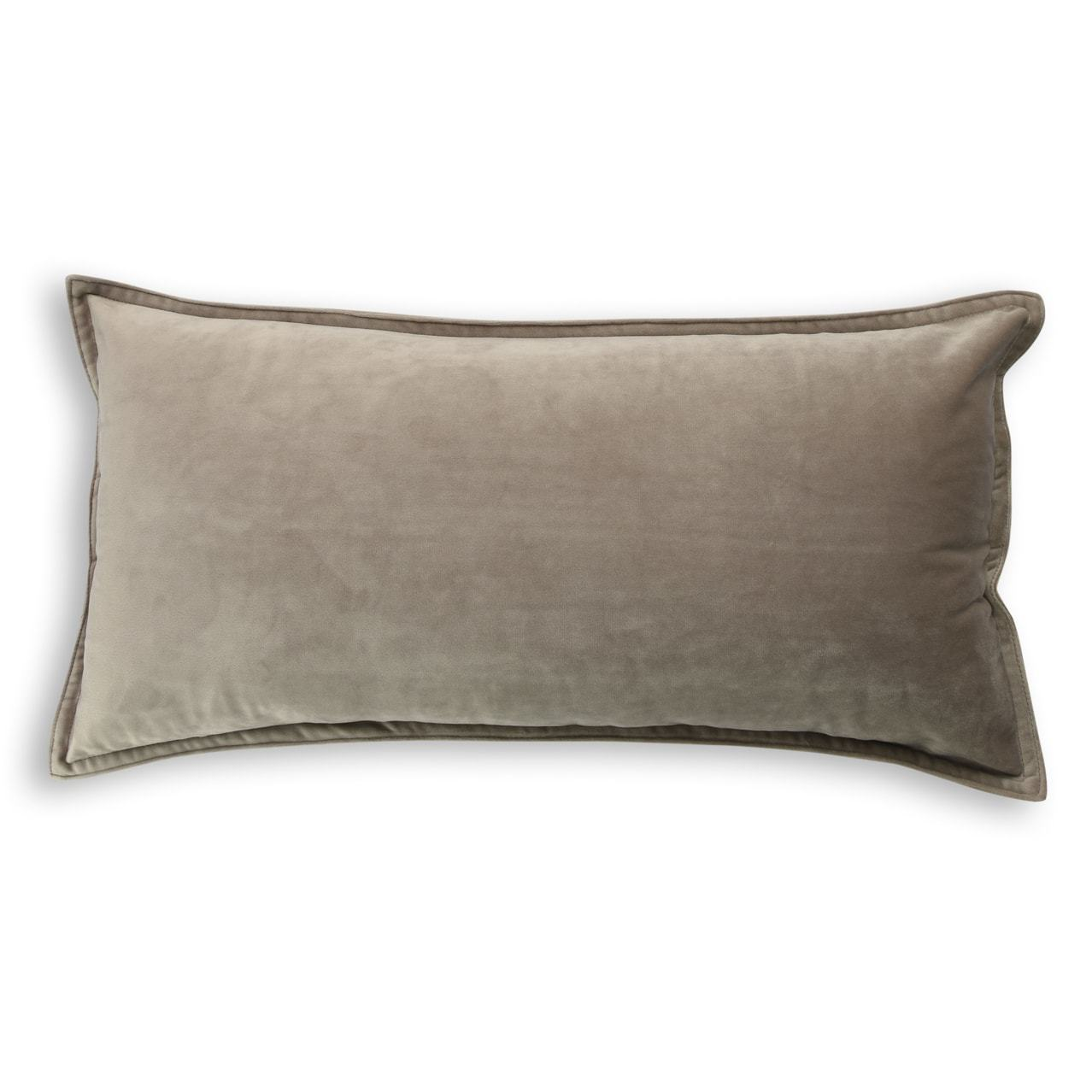Velvet Oblong Cushion Covers 30 x 60 cm