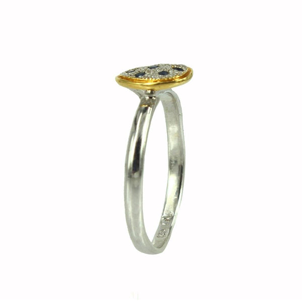 Stacking Sapphire Ring-Rings-AdiOre Jewels