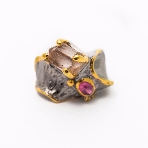 One Of A Kind Tierra Flemma Mezclado Ring-Rings-AdiOre Jewels