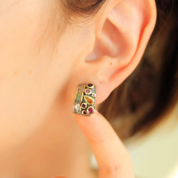 Alice Flemma Mezclado Earrings