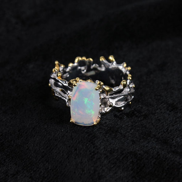 Opal Magic Ring