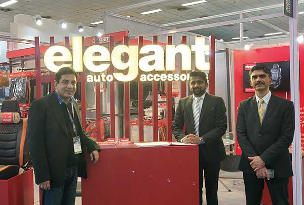 Elegant Auto Retail shines bright at 4th Automechanika, India - Ten News