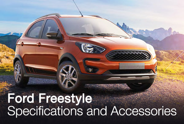 Ford Freestyle – Specifications and Accessories