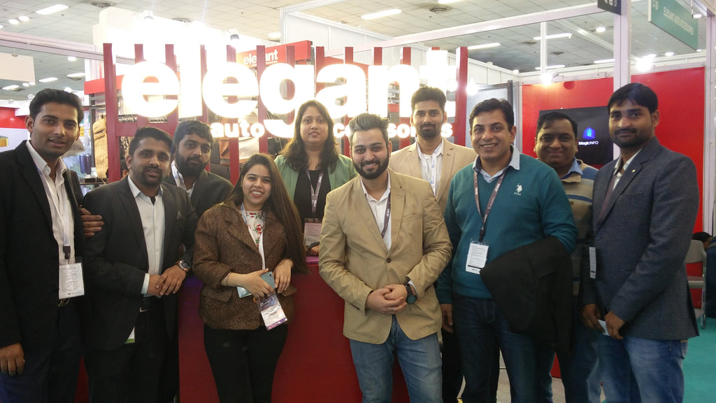 ELEGANT AUTO RETAIL SHINES BRIGHT AT 4TH AUTOMECHANIKA, INDIA - THE SPEAK TODAY