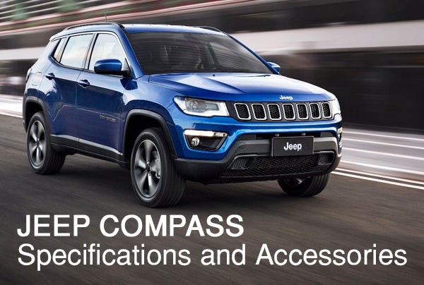Jeep Compass - Specifications and Accessories