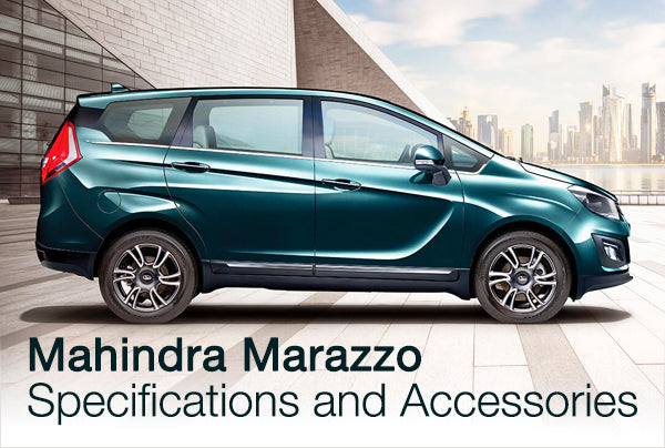 Mahindra Marazzo – Specifications and Accessories
