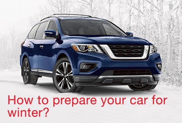 How to prepare your car for winter?