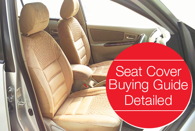 Seat Cover Buying Guide Detailed