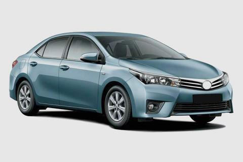 Toyota Corolla Altis Car Accessories
