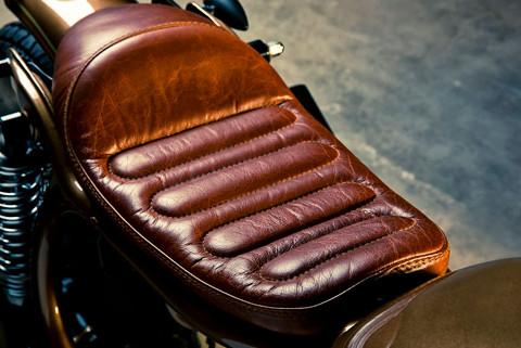 Luxury Bike Seat Covers
