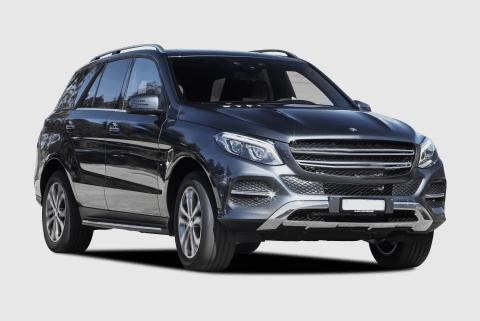 Mercedes Benz GLE 250 Car Accessories