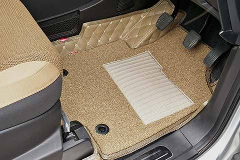 Luxury 5D Car Floor Mats