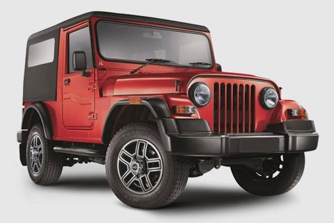 Mahindra Thar Car Accessories