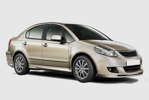 Maruti SX4 Car Accessories
