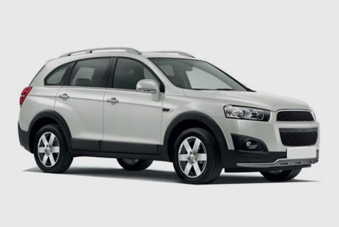 Chevrolet Captiva Accessories