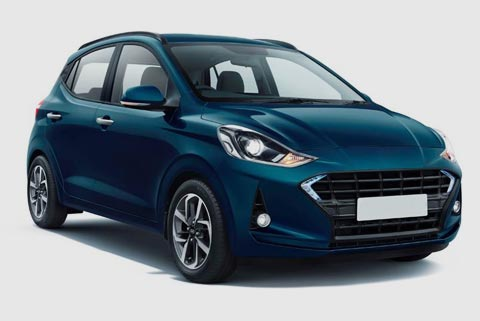 Hyundai Grand i10 Nios Car Accessories