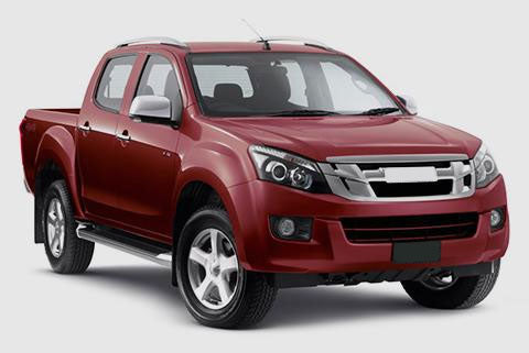 Isuzu Dmax V Cross Car Accessories