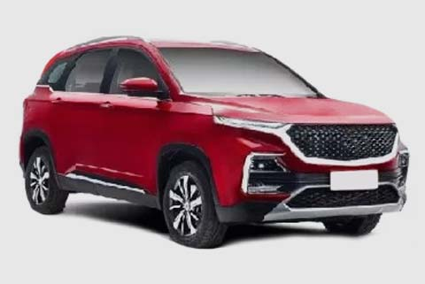 MG Hector Car Accessories
