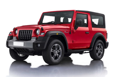 Mahindra Thar 2020 Car Accessories