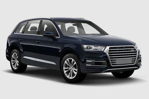 New Audi Q7 Car Accessories