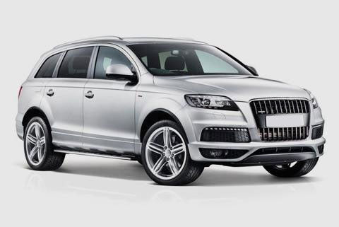 Audi Q7 OLD Car Accessories