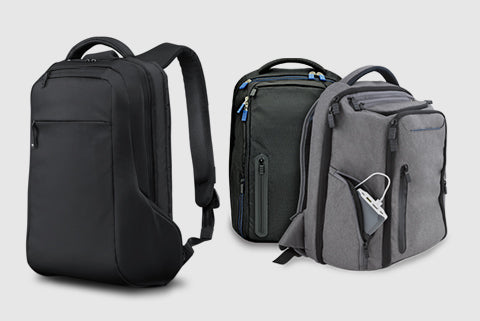 Anti Theft Hard Shell Laptop Bags & Backpacks