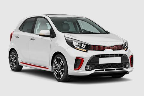 Kia Picanto Car Accessories