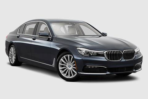 BMW 740i Car Accessories