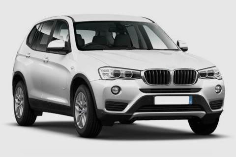 BMW X3 Car Accessories